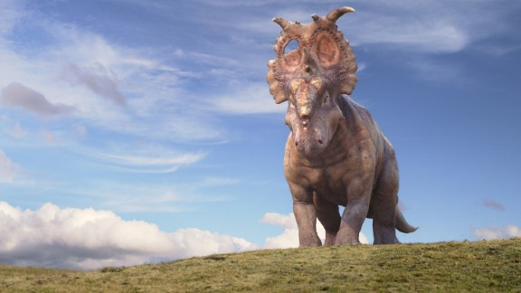 """""""Walking with Dinosaurs"""" (2013)"""