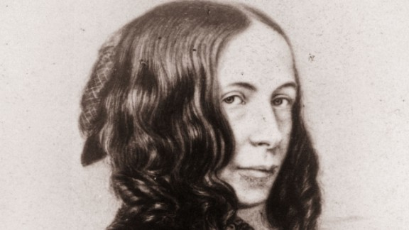 "Englishwoman Elizabeth Barrett Browning (1806-61) was the wife of writer Robert Browning and an acclaimed Victorian poet in her own right. Many believe her literary reputation exceeded that of her husband. The opening lines of one of her love sonnets -- ""How do I love thee? Let me count the ways"" -- are still widely quoted today."