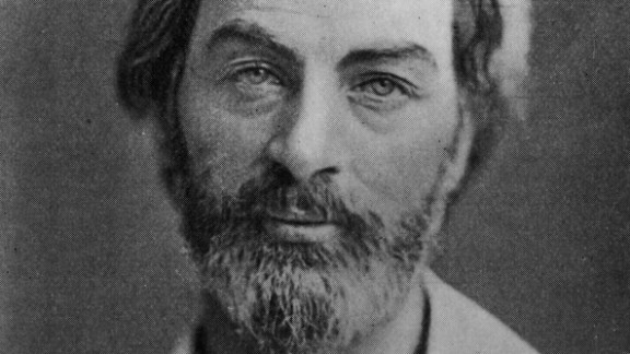 "Walt Whitman (1819-91), often called the father of free verse, was one of the most influential American poets. His landmark collection ""Leaves of Grass"" was considered obscene by some at the time for its overt sexuality. And that ""O Captain! My Captain!"" line from the end of ""Dead Poets Society""? It's Whitman's."
