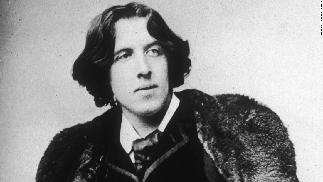 "Irish-born author and critic <strong>Oscar Wilde</strong> (1854-1900) is best known for his biting wit, plays like ""The Importance of Being Earnest"" and his gross indecency trial over his homosexual relationships. But he was a fine poet as well, especially early in his career."