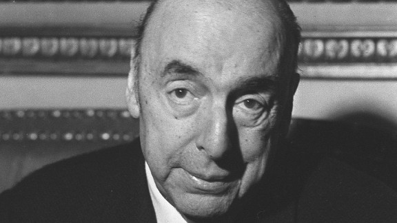 """Chilean poet <strong>Pablo Neruda</strong> (1904-73) wrote in a variety of styles but is probably best known for his passionate love poetry, on display in such popular collections as """"Twenty Poems of Love and a Song of Despair"""" and the Oscar-nominated film """"Il Postino."""" A beloved political figure in his native country, Neruda served as a diplomat and was awarded the Nobel Prize for literature in 1971."""