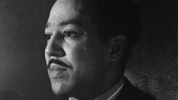 "A central figure in the Harlem Renaissance movement of the 1920s, Langston Hughes (1902-67) was a poet, novelist, playwright and social activist who championed African-American culture. He's maybe best known for his poem ""A Dream Deferred,"" which begins, ""What happens to a dream deferred? / Does it dry up / Like a raisin in the sun?"""