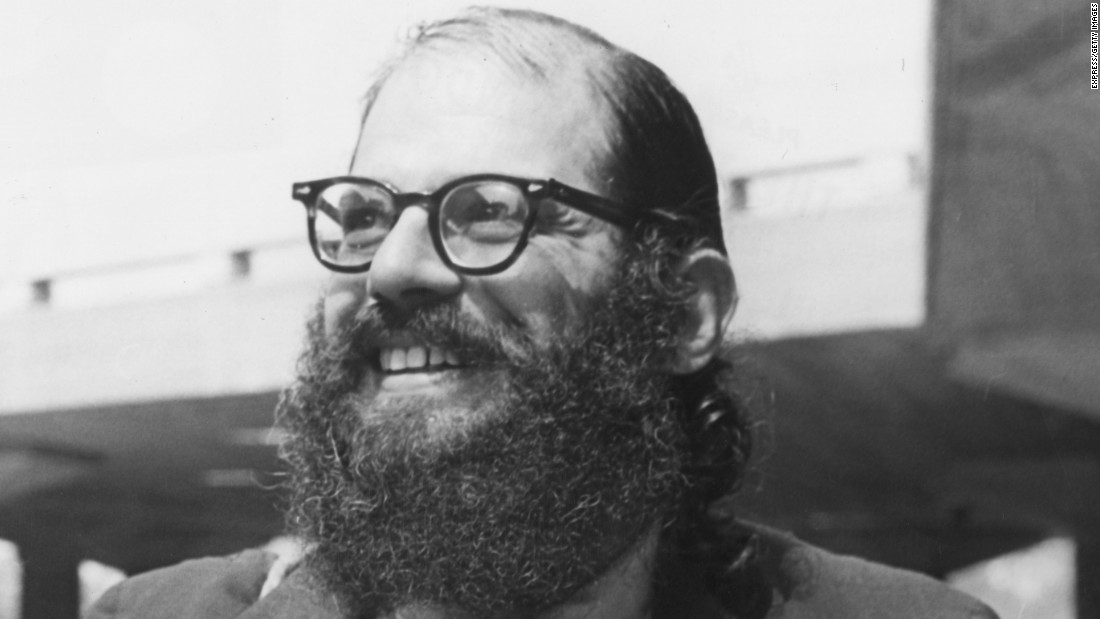 "One of the key figures of the Beat movement of the 1950s, <strong>Allen Ginsberg</strong> (1926-97) wrote poems that celebrated nonconformity and his counterculture leanings. His best-known work was 1956's ""Howl,"" an epic poem that scandalized some readers and was banned for its depictions of homosexual sex. Its publisher was even jailed, although a judge later ruled the poem was not obscene."