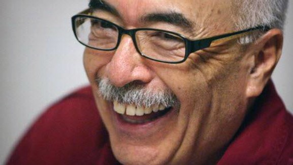 Juan Felipe Herrera, son of migrant farm workers in California, has been named the next U.S. poet laureate. Herrera, 66, whose parents emigrated from Mexico, will be the nation's first Latino poet laureate since the position was created in 1936. Here's a look at some other famous poets from the 16th century to the present.