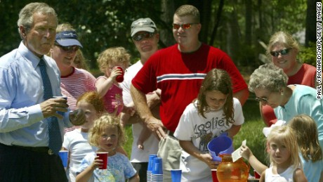 The lemonade stand: An all-American pastime