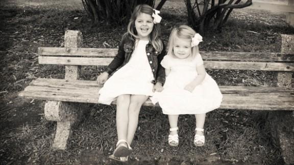 Charlotte and Gwenyth Gray