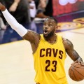 Lebron James NBA Finals 2015