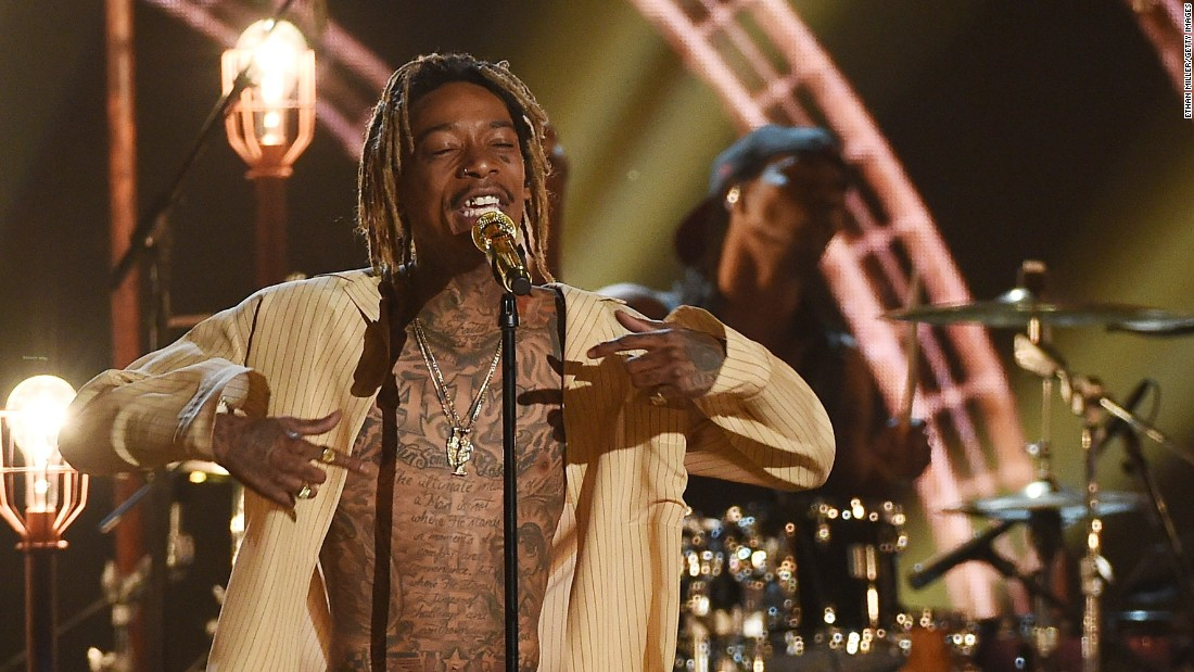Wiz Khalifa I Was Restrained For Riding A Hoverboard