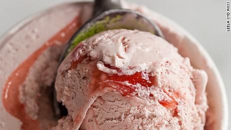 Scientists develop ice cream that won't melt as fast - CNN