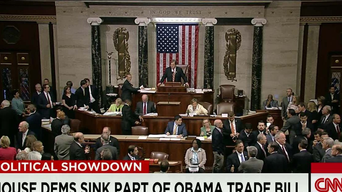 Tpp >> House GOPers move forward with trade vote - CNNPolitics