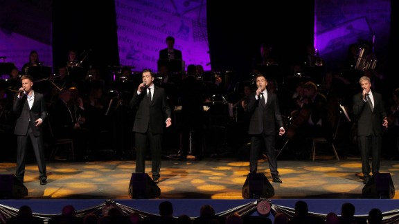 Though they never made it big in the U.S., boy band Westlife was a huge hit in their native Ireland. They'd sold more than 50 million copies of their albums worldwide by the time they disbanded in 2012.