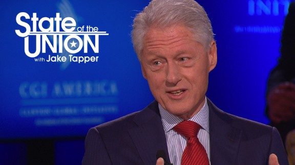 Clinton SOTU bug