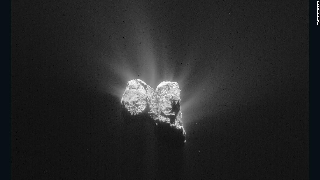 Space probe finds lost Philae lander on comet - CNN
