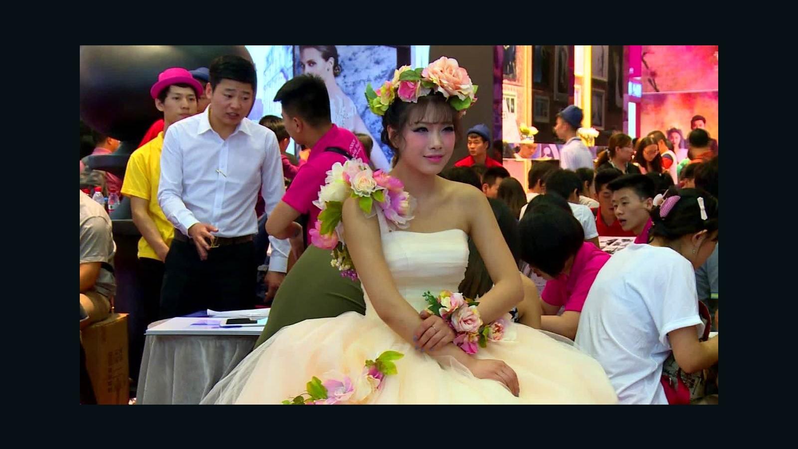 Naked chinese weddings idea