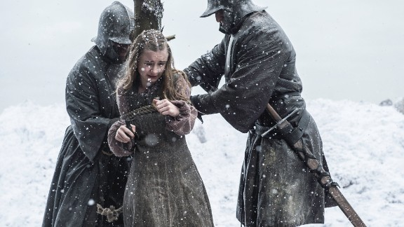 """The brutal death of the young and innocent Shireen during Season 5 of """"Game of Thrones"""" did not sit well with some fans. The series seems to have a knack for disturbing viewers, though it is not the first."""