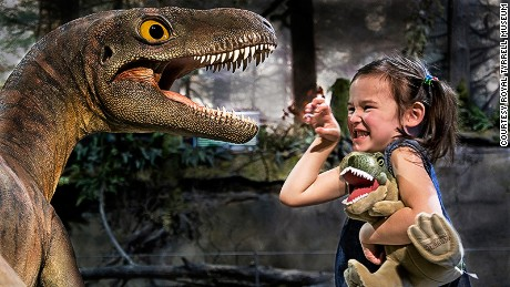 The brain benefits of your child's dinosaur obsession - CNN