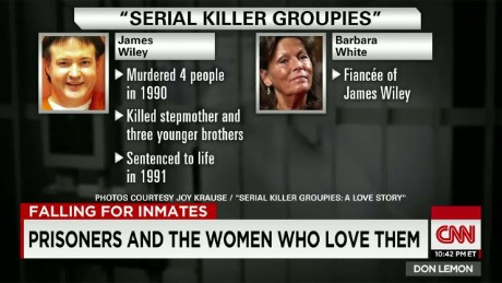 Serial Killer Groupies: Romance without risk?