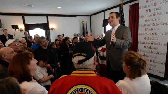 U.S. Sen. Ted Cruz, R-Texas