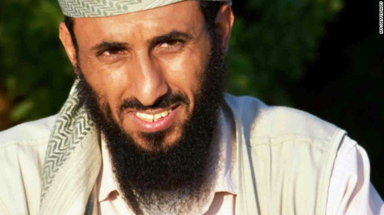 U.S. confirms al Qaeda leader killed in Yemen