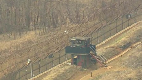 North Korean soldier flees by crossing dangerous DMZ