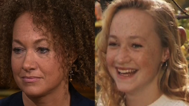 Rachel Dolezal: I identify as black