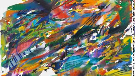 Art Using Spray Paint
