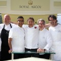 royal ascot chefs