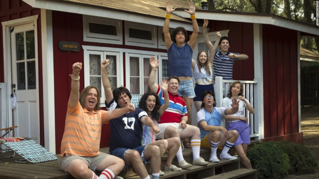 "<strong>""Wet Hot American Summer: First Day of Camp""</strong>: The 2001 parody of teen sex movies didn't do much at the box office, but the cast -- including Paul Rudd, Amy Poehler and Bradley Cooper -- went on to big things. This prequel brings back the gang in a multipart series that will premiere July 31 on <strong>Netflix. </strong>"