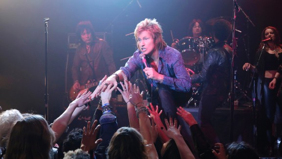 """Leave it to Denis Leary to take on """"Sex & Drugs & Rock & Roll."""" The series stars the actor and comedian as Johnny Rock, the leader of a '90s band called the Heathens that broke up on the verge of success. Twenty-five years later, his long-lost daughter (Elizabeth Gillies) insinuates herself in the musicians' lives, prompting them to get back together ... though there are some ch-ch-ch-changes. It premieres July 16 on FX."""