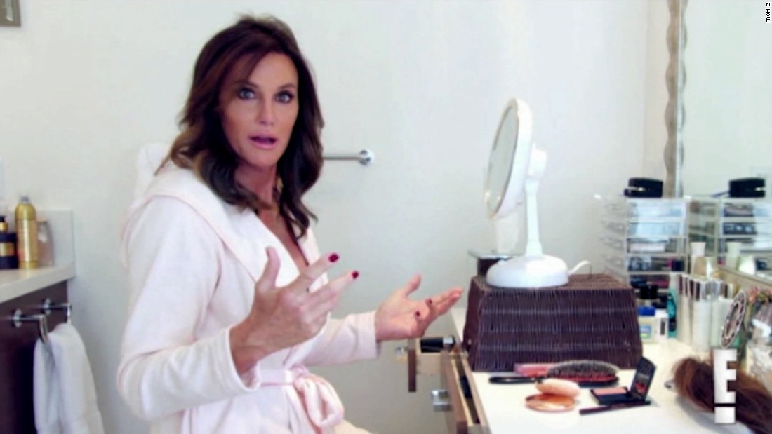 "Along with <a href=""http://www.cnn.com/2015/06/01/entertainment/bruce-caitlyn-jenner-vanity-fair-feat/"">Caitlyn Jenner's coming out on the cover of Vanity Fair</a> is ""I Am Cait,"" a series about her new life. It premieres on E! on July 26."
