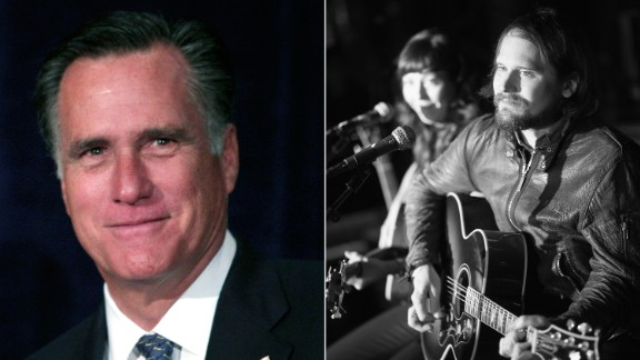 """The Silversun Pickups told Mitt Romney's campaign to not use their song """"Panic Switch."""""""
