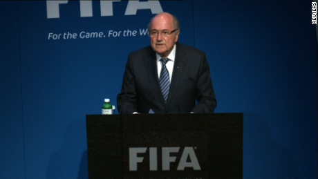 Blatter could face questioning in Swiss FIFA probe