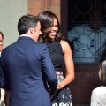 michelle obama italy june 17, 2015