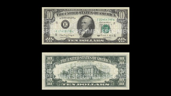 In the early 1990s, a security thread and microprinting were added to all bills (except the $1 and $2) to deter counterfeiting.