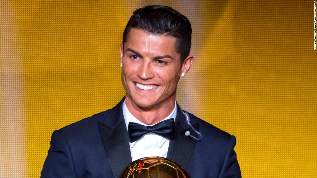 Cristiano Ronaldo Fast Facts