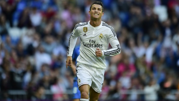 """Mendes' first big signing was then-18-year-old Cristiano Ronaldo, who was moved from Sporting Lisbon to Manchester United in 2003. In 2009 Man U sold Ronaldo to Real Madrid, netting $100 million in profits. """"Jorge and Cristiano Ronaldo have been a perfect match for each other,"""" says agent Barry Silkman."""