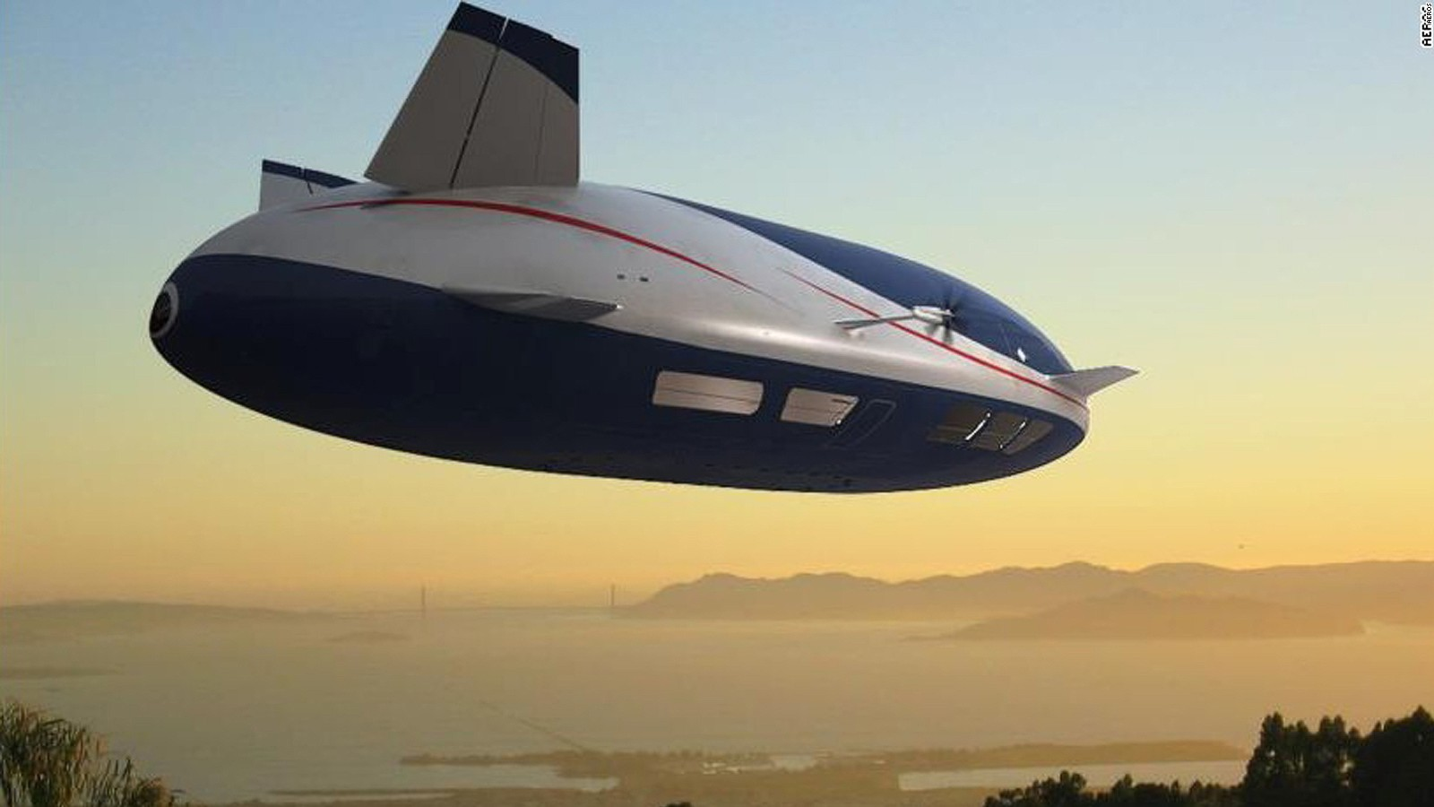 Want to buy your own airship? Get your orders in now | CNN Travel