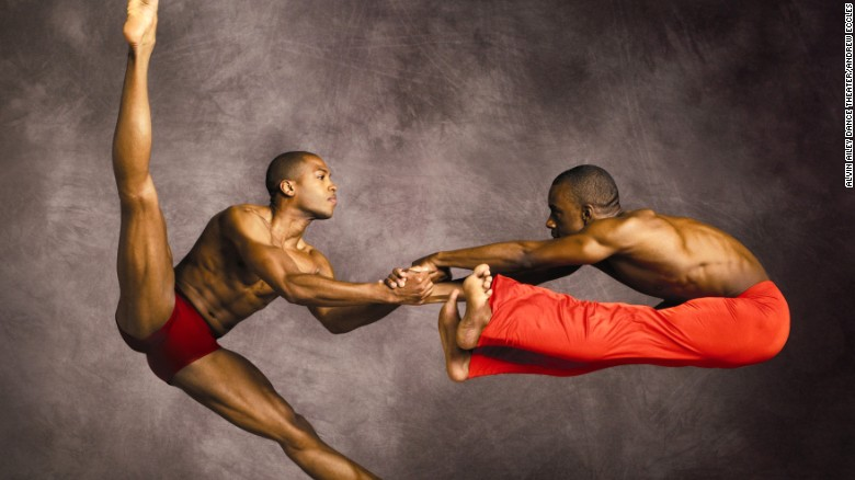Alvin Ailey principal dancers retire to give back