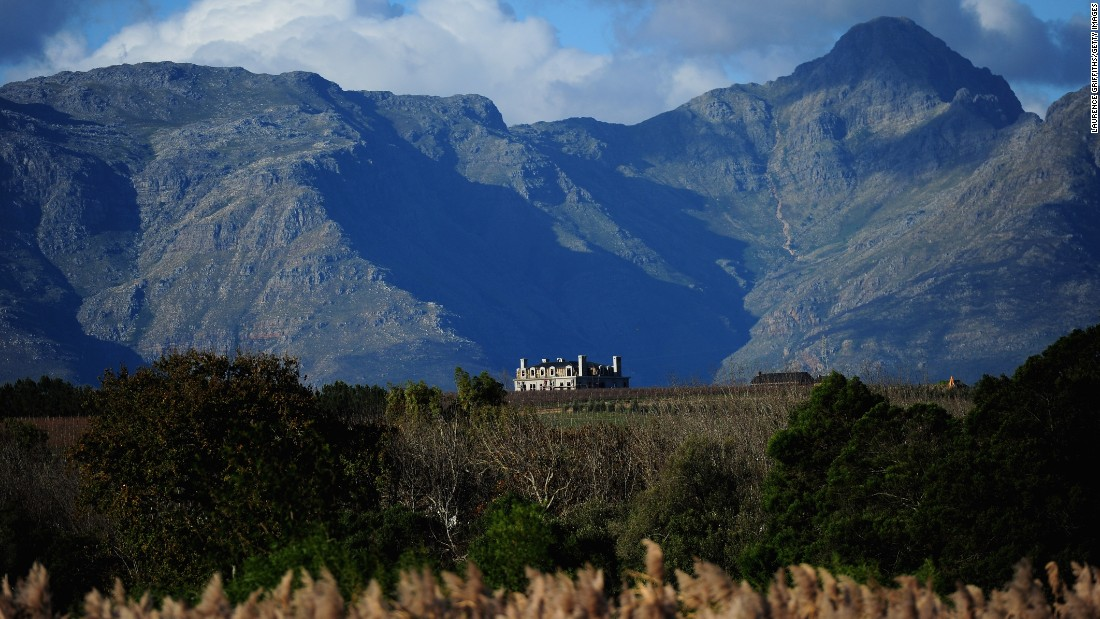 Wine in South Africa is big business. The country is the eighth largest producer in the world, exporting around 422 million liters (111 million gallons) in 2014. The Western Cape is responsible for most of the nation's wine making, with Constantia and Stellenbosch (pictured) the most famous areas within the region.<br />