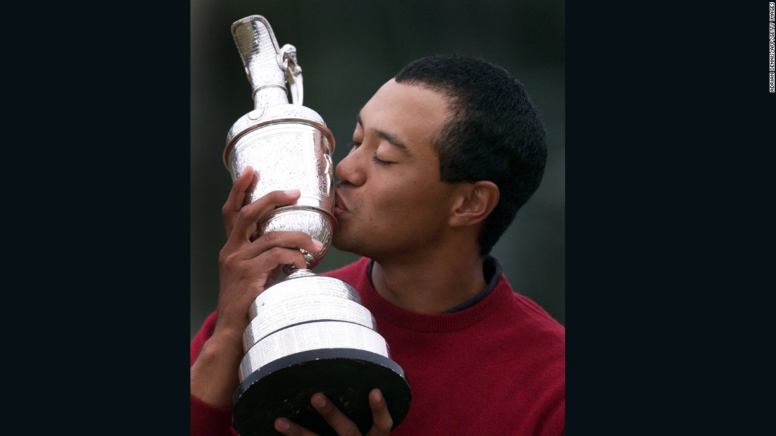 It has been 15 years since Tiger Woods claimed his maiden U.S. Open trophy, winning as a 24-year-old back in 2000.