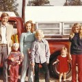 70s norm alger family red truck irpt