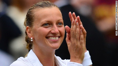 Kvitova plans her Wimbledon defense