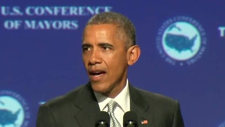 Obama: I refuse to act as if this is the new normal