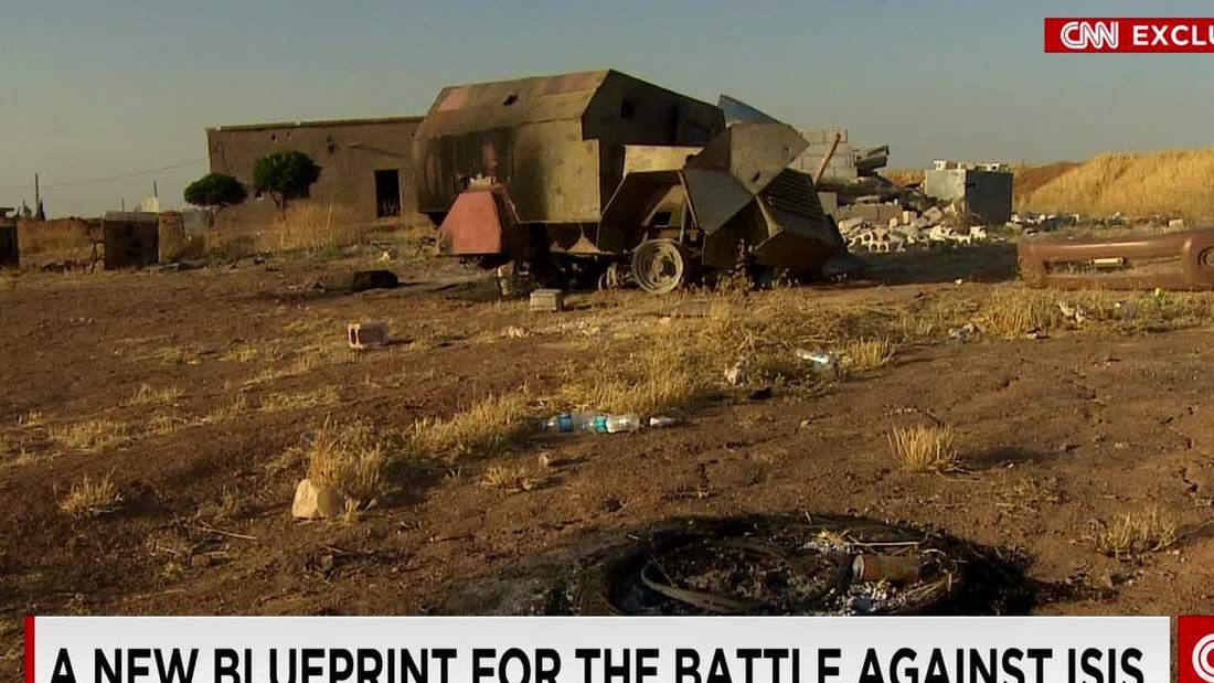 A new blueprint for fighting isis cnn video malvernweather Choice Image