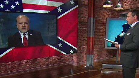 south carolina confederate flag debate Doug Brannon Newday _00005005