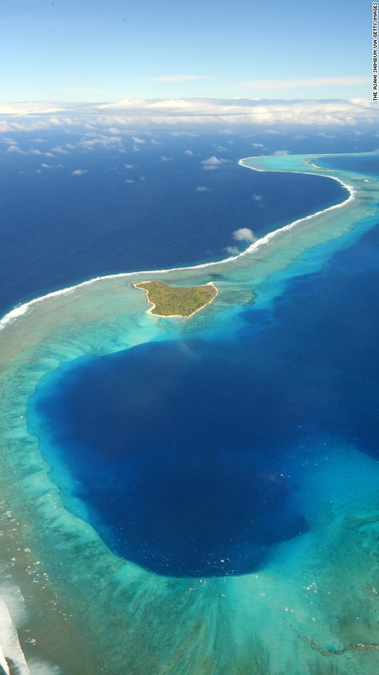 How Many Islands Are There In The Pacific Ocean