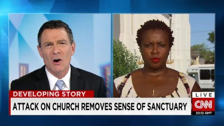 Attack on church claims sense of sanctuary _00001921