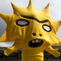 kingsley partick thistle mascot