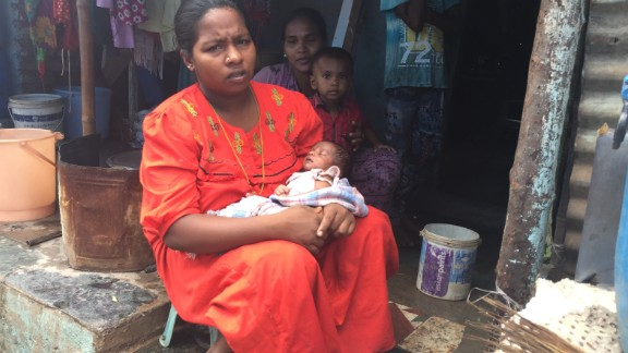 Uma Chandra Harijan lost her father to the toxic moonshine and her husband is battling for his life.