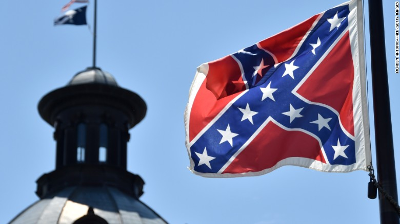 The evolving debate over the Confederate flag